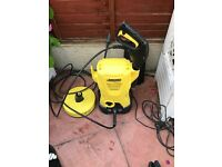 Karcher k2 pressure washer premium