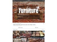 SECOND HAND FURNITURES FROM CHAIRS TABLES SOFAS EVERYTHING
