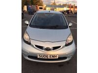 QUICK Sale Toyota Aygo 2006 MOT till October 2018 Cheap to run and insure