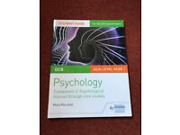 A level psychology revision guide