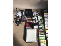 Job lot Xbox 360 ps2 games and consoles dvds