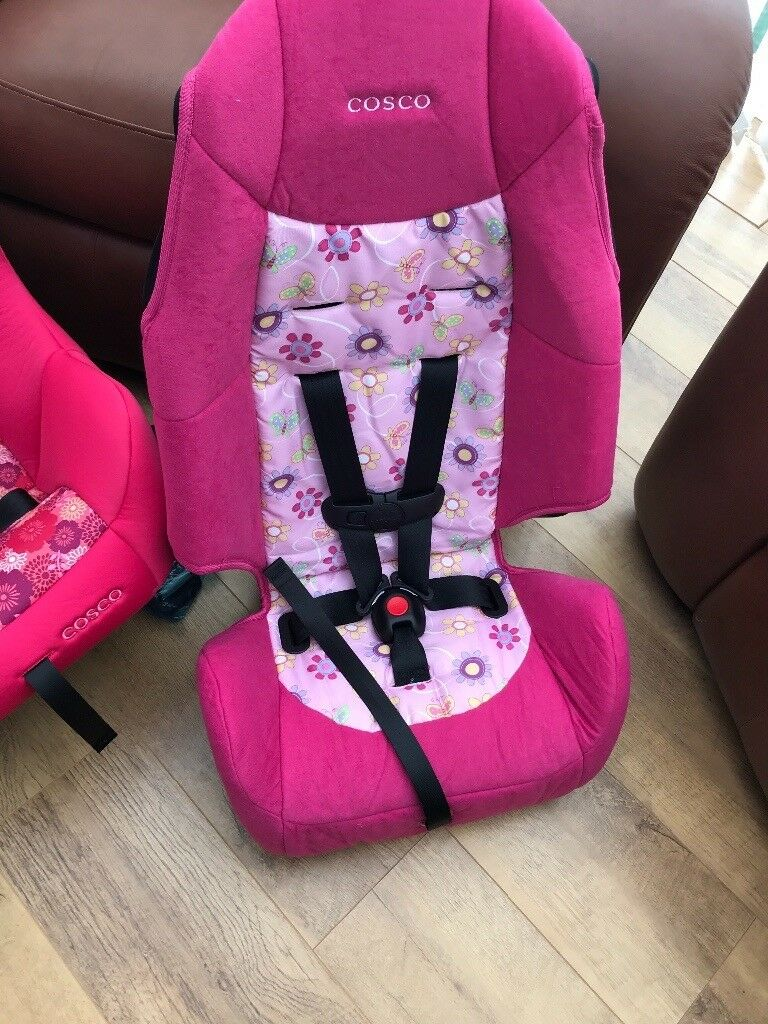 Four Cosco Car Seats To Use In America As New Used For Holiday