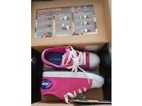 Heelys uk size 1 in pink