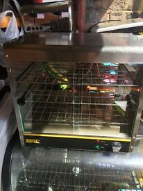 Buffalo GF454 pie warmer