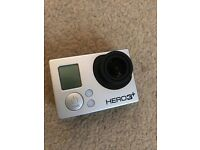Go Pro Hero 3 + with LCD Screen & 3 Batterys