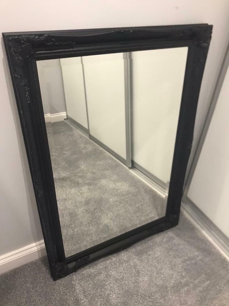 Black Ornate Mirror In Wigan Manchester Gumtree