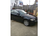 BMW 1 SERIES BLACK