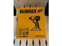 Dewalt impact driver 18v - Dc827N
