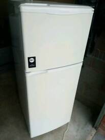 Beko slimline fridge freezer
