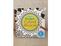 Optical Illusions Book - New!
