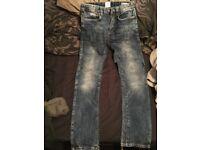Men's soviet and Hugo boss jeans