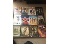 Large Joblot dvds and blu rays