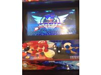 Arcade bartop 7000+ games 2player Retropie-raspberry PI