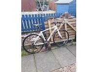 Boardman mens road bike