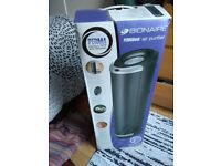 Bionaire Air Purifier w/ permanent HEPA filter BAP1550 (used, very good cond, original packaging)