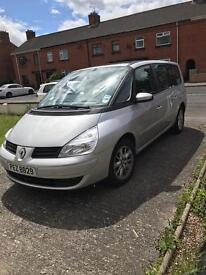 07 Renault grand espace dci 150 7 seater