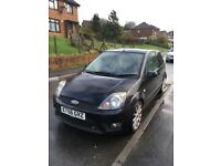 Ford Fiesta ST 56 plate