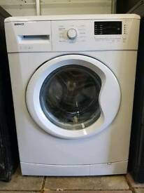 Beko washing machine excellent condition delivered and installed today