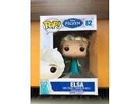Pop Vinyl Elsa from Frozen