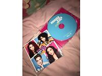 Little mix DNA signed cd