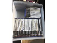 Reduced to £50 - PS2 Games (29 games)