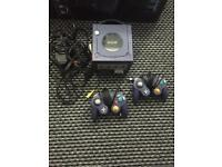 Nintendo Game Cube with Parts