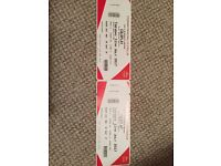 Coldplay Tickets Cardiff (2 tickets 11th July)