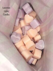 Soya Vegan/child safe wax Melt bags