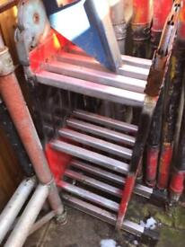 Multi alloy ladder