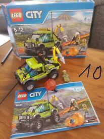 Lego city and creator
