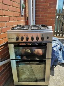 Crown Gas cooker