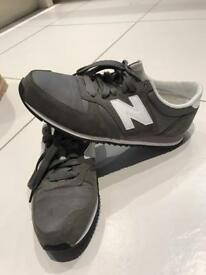New Balance 420 Trainers - Ladies - UK size 5 - Grey