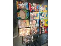 Family guy, American Dad & Cleveland show set