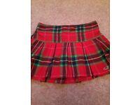 Hollister skirt, size 0