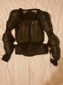 MTB armour protection jacket