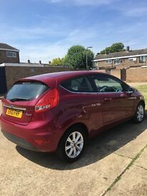 FORD FIESTA VETEC 1.2 3DR HATCHBACK BEAUTIFUL CONDITION BEAUTIFUL DRIVE