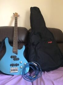 Electric Bass Washburn Pro