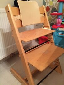 Stoke Tripp trap High chair SOLD