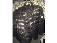 Moncler jacket xl only even been tried on
