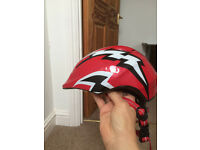 Child's cycling helmet Specialized