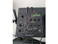 Waldorf Rocket Synthesiser - Boxed MINT Condition Home Use Only