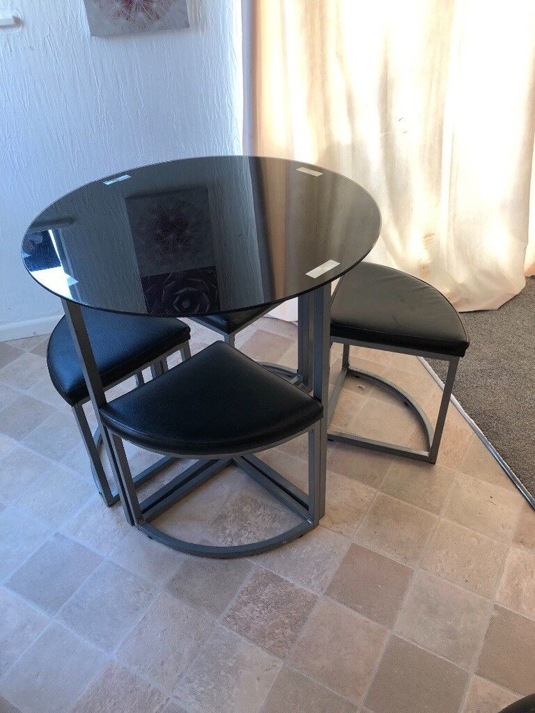 Small Glass Dining Table In Wickford Essex Gumtree