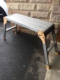 Aluminium work bench
