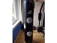 Adidas Boxing Training Target Punchbag and Chainse…