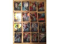 Dr Who Battles in Time - Rare cards