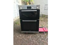 BOSCH INTEGRATED DOUBLE OVEN - HBM 13B150B