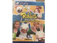 Rabbids PS4 game new