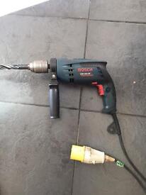 Bosch 110v professional hammer drill