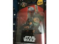 ***REDUCED*** - Disney Infinity - Star Wars - Boba Fett & Power Discs