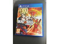 Dragonball Xenoverse (PS4)
